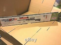 Gamo Swarm Maxxim 10X. 22 Caliber 10 Shot Break Barrel Air Rifle with Scope