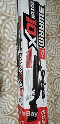 Gamo Swarm Maxxim. 177 10-shot Break Barrel with3-9X40mm ScopeAirRifle not refurb
