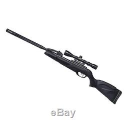 Gamo Swarm Maxxim Air Rifle. 22 Caliber Black 611003715554