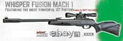 Gamo Whisper Fusion Mach 1.177 Cal 1420 fps Air Rifle without Scope (Refurb)