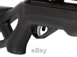 Gamo Whisper Silent Cat. 177 Cal Thumbhole Stock Air Rifle 4x32 Scope Dampener