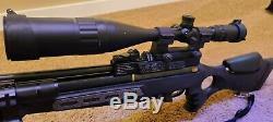 Hatsan BT65 SB Elite QE Air Rifle Black TH Stock 0.177 cal
