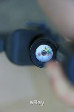Hatsan BullBoss. 22 Air rifle PCP With HUMA Regulator PN HAT01 HP installed
