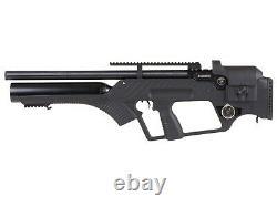 Hatsan BullMaster Semi-Auto Precharged Pneumatic PCP. 25 Caliber Air Rifle