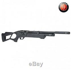 Hatsan Flash Q. Energy PCP Air Rifle (. 25 cal)- Blk Syn
