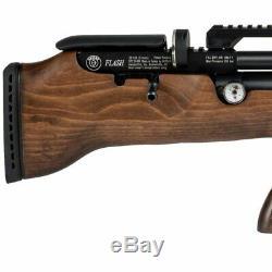 Hatsan HGFlashPup-22 FlashPup QE 0.22 Cal PCP Bolt Action Repeater Airsoft Gun