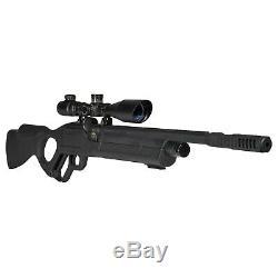 Hatsan HGVectis25 Vectis Advanced 0.25 Caliber 17.7 Barrel Air Rifle PCP Gun