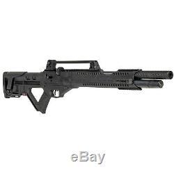 Hatsan Invader Auto. 22 Caliber PCP Air Rifle with Riton RT-S MOD 3 2-7x32 Scope