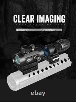 Hatsan Invader Auto Semi-Auto PCP Air Rifle. 22 Cal. With Tactical Optics Combo