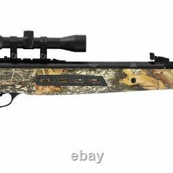 Hatsan MOD 125 Spring Sniper Camo Combo. 25 Cal Air Rifle