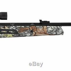 Hatsan Mod 125 Sniper Vortex QE. 25 Cal Camo Syn Stock Air Rifle with Bundle