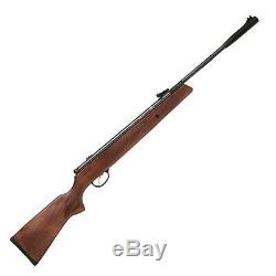 Hatsan Mod 95 Spring Combo. 22 Cal. Air Rifle-Walnut Stock