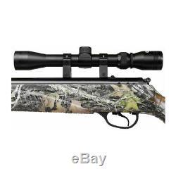 Hatsan Model 85 Break Barrel Spring Air Rifle. 25 cal HC85 Camo