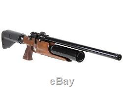 Kral Arms Puncher BigMax PCP Air Rifle 0.22 cal Walnut Stock
