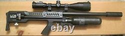 LCS SK19.25 CAL. SEMI OR FULL AUTO AIR RIFLE/Scope included