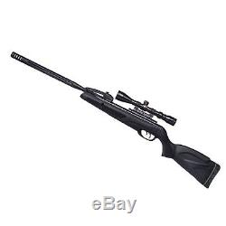 NEW Gamo Swarm Maxxim Air Rifle. 22 Caliber Black 611003715554