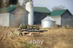 New Crosman Benjamin Akela. 22 Caliber PCP Hunting Air Rifle, BPA22W