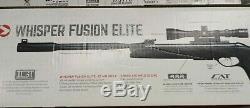 New! Gamo Whisper Fusion Elite. 22 Caliber Air Rifle 6110096155WW54