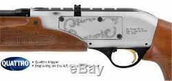 New Hatsan Galatian I Carbine. 22 Caliber PCP Air Rifle, Wood Stock HG4GLTW-22QE
