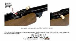 New Hatsan Torpedo 105X. 177 Caliber Air Rifle Mossy Oak Camo HG105XC177