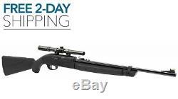 PELLET BB GUN AIR RIFLE Scope 1000 FPS. 177 Cal Hunting Crosman Legacy NEW 2-DAY