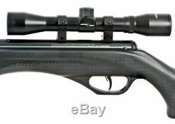 PELLET GUN AIR RIFLE Scope 1200FPS NITRO PISTON. 177 Caliber Hunting Crosman NEW