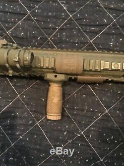 Pellet gun/BB gun. 177 cal. Dual Ammo Co2 powered Air Rifle (not made anymore)