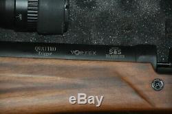Proxima Multishot Underlever Air Rifle 177 cal Turkish walnut stock