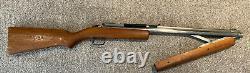RARE 1973 Vintage Sheridan Silver Streak 5mm. 20 Cal Pellet Gun Air Rifle