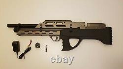 RARE Select Fire EVANIX Max in. 25 (with Full Auto) PCP Air Rifle Pellet Gun