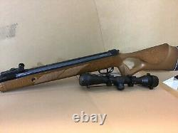 RWS Diana 250.22 Caliber 755 FPS Wood Stock Scope Included 25003205