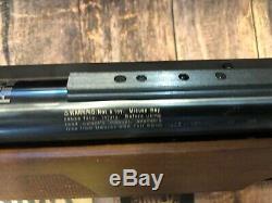 RWS Diana 54 AIR KING. 22 caliber Made in Germany
