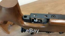 RWS Diana 75 Match Air Rifle Pellet Gun. 177 Late Solid Stock Model Min. Usage