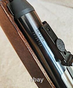RWS Diana Model 54 Air King recoilless With AccuShot Elite 30mm 3-12x44 scope