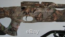 Rare Evanix Monster. 177 (90 shots @ 1300 fps) with CAMO Cerakote (Air Rifle Gun)