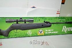 Remington Express Hunter. 22 Cal Break Barrel Air Gun Pellet Rifle & 4x32 Scope