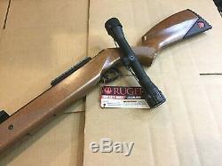 Ruger Impact Max. 22 Cal Pellet Air Gun Rifle 4x32 Scope 1050 FPS