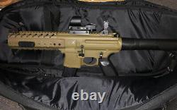 SIG Sauer MPX. 177 Semi-auto w DonnyFL Adapter & CO2 Adapter & 3 Mags Bundle