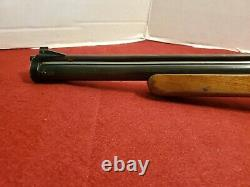 Sheridan. 20 cal Model A airgun rifle super deluxe. Rare. Good Condition. Works