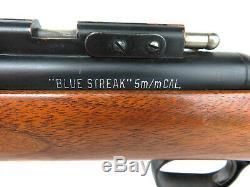 Sheridan Blue Streak Pellet Rifle SKU 9376
