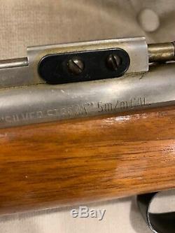 Sheridan Products Inc. Silver Streak 5mm Pump Pellet Rifle (Exc)