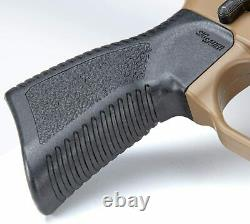 Sig MCX Rattler Canebrake. 177 Caliber Pellet, Co2, 30rd Mag, Two-tone Fde/blk