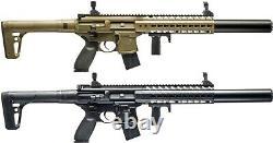 Sig Sauer MCX. 177 Cal CO2 Powered 88GR Air Rifle, 30 Pellet Rds