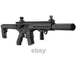 Sig Sauer MCX. 177 Caliber CO2 Powered 30 Rounds Black Air Rifle