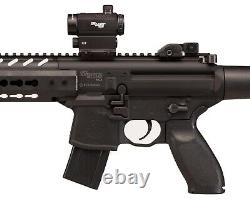 Sig Sauer MCX CO2.177 Pellet Semi-Auto Air Rifle-Red Dot Scope! Limited #