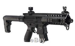Sig-Sauer MPX CO2 Powered. 177 Cal. Air Rifle-Heavy! FREE SHIPPING-LOWER 48