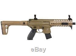 Sig Sauer MPX FDE Flat Dark Earth. 177 Cal 30 Rounds Air Rifle