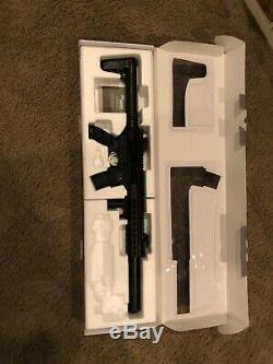 Sig Sauer SIG MCX ASP Air Rifle. 177 Cal Co2 Powered 30rd Black