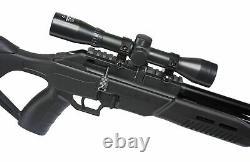 Umarex Fusion 2 Air Rifle CO2.177 Caliber Pellet Bolt Action BB Gun with Scope
