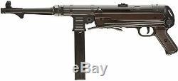 Umarex Legends MP40 GEN-3 CO2 Full Metal Semi/Full Auto SMG177 Airgun Speed Load